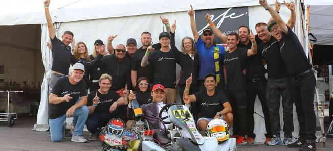 GFC Karting Wins At National Debut